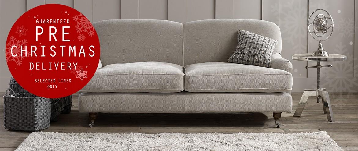 Hilary Fabric Sofa Models