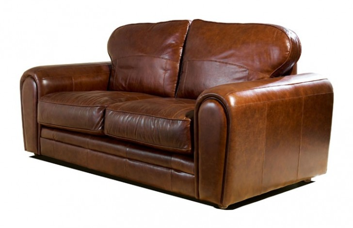 Leather Sofas Chicago Cortesi Home Chicago Leather Sofa  : 1857 chicago chestnut leather sofa from artofarchitect.com size 728 x 470 jpeg 48kB