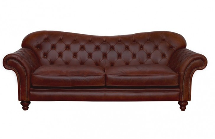 crompton large chesterfield sofa leather sofas. Black Bedroom Furniture Sets. Home Design Ideas