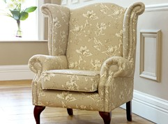 Elizabeth Fabric Armchair