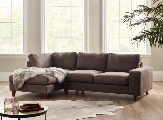 Wellington Chaise Corner Sofa Left Hand Facing