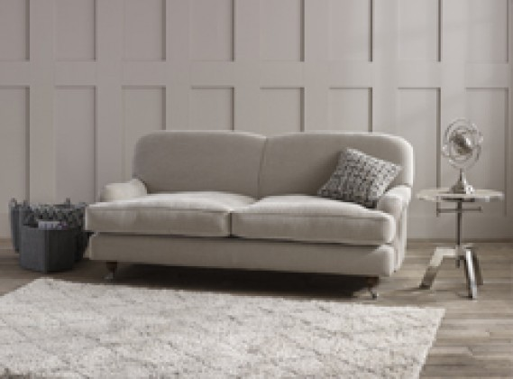 St George Fabric Sofa