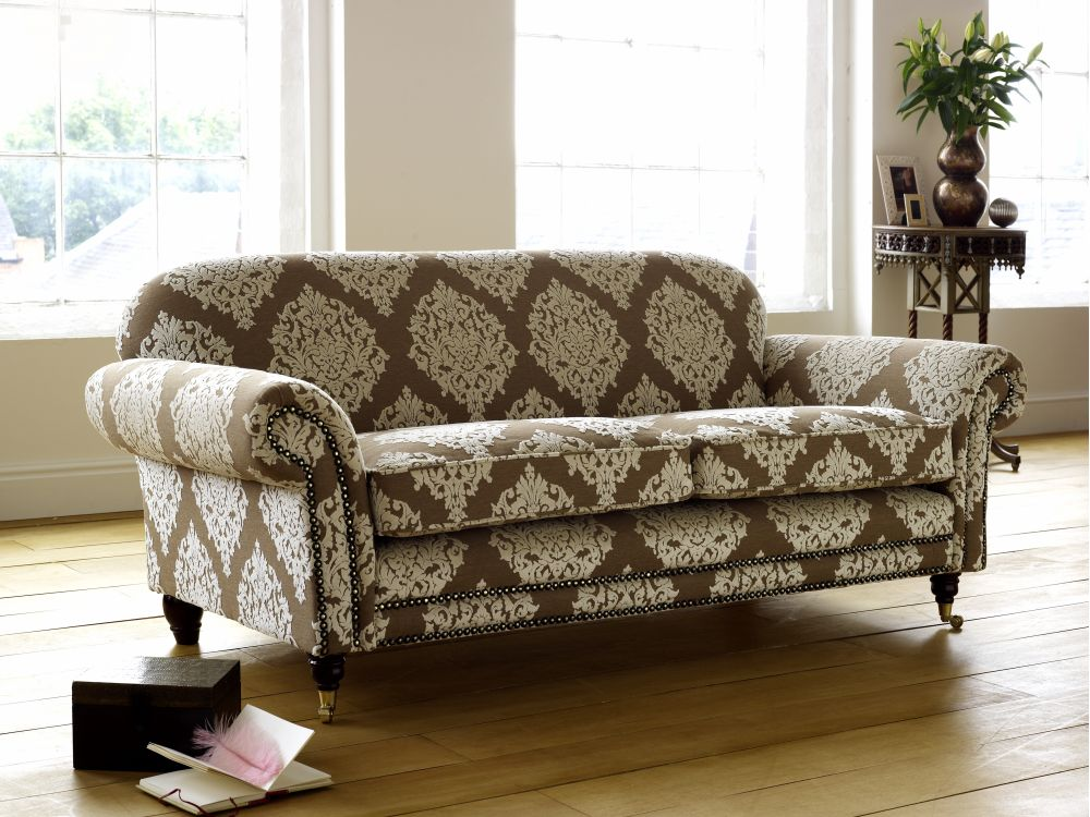 designer fabric sofa the rochester from fabric sofas. Black Bedroom Furniture Sets. Home Design Ideas