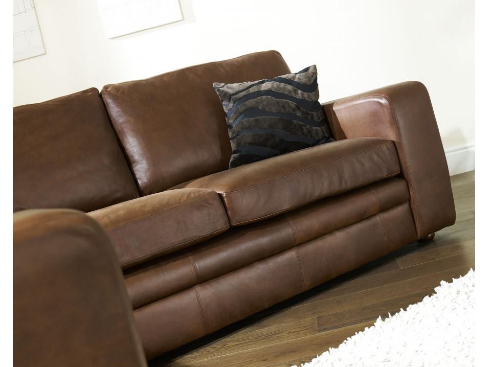 the english sofa company the modular leather corner sofa. Black Bedroom Furniture Sets. Home Design Ideas