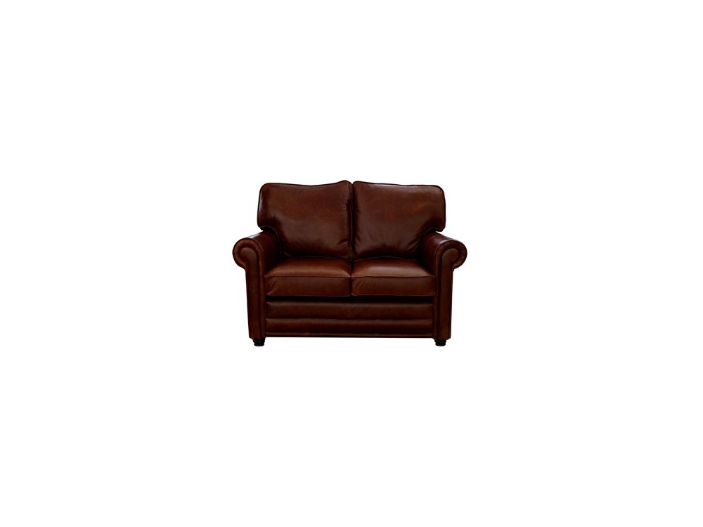 Traditional leather sofa the lincoln from living room sofas for Traditional leather sofas furniture