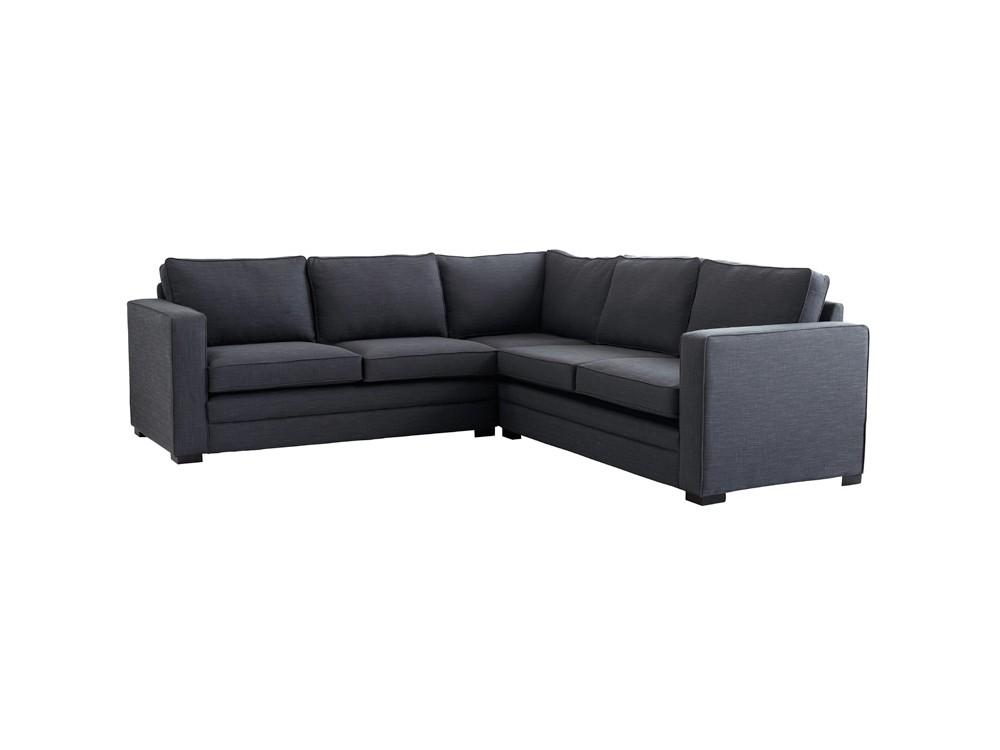 Fabric Leather Corner Sofa Modular The English Sofa