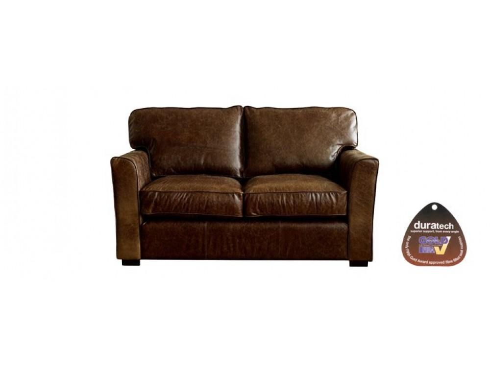 The English Sofa Company The Torino Premium Leather Sofa