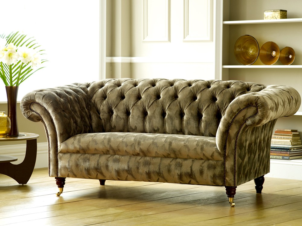 penhurst fabric chesterfield sofa living room sofas
