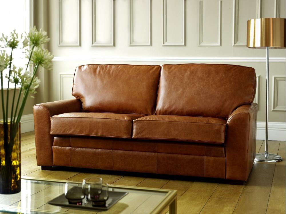 London leather sofa bed the english sofa company for Sofa bed london