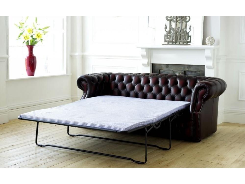 Vintage Leather Sofa Bed Darlington Sofa Beds