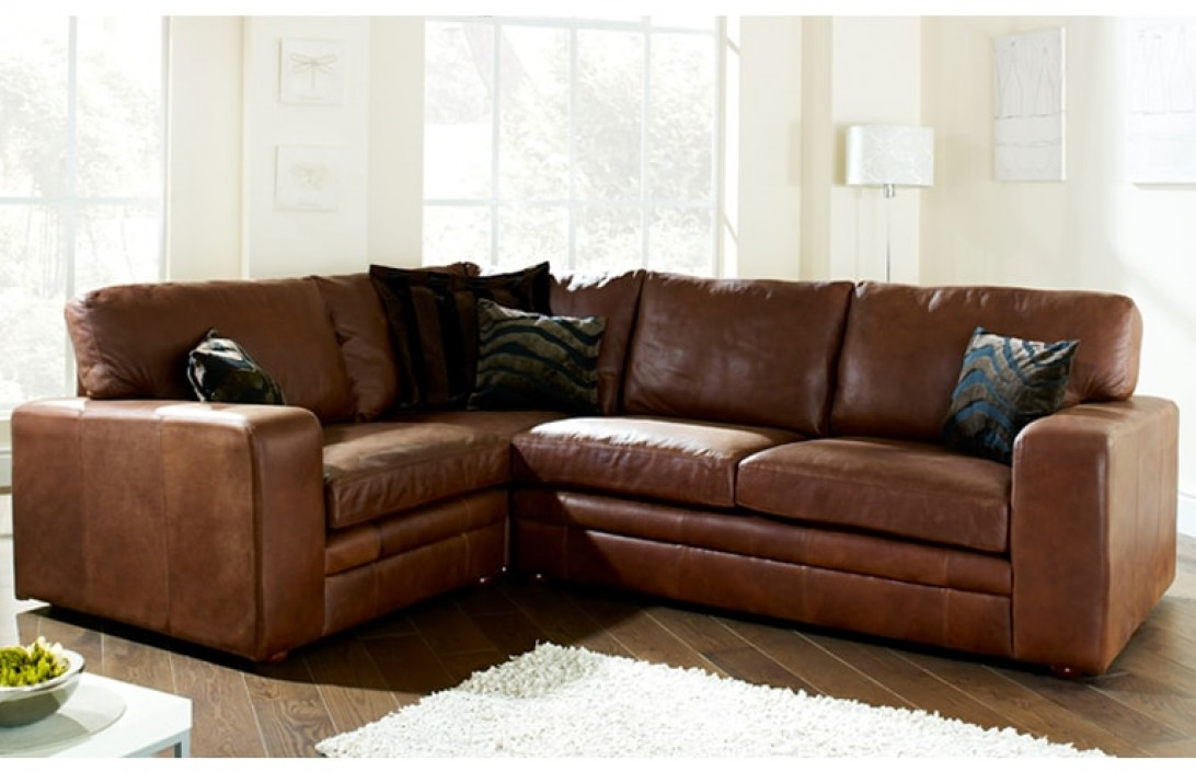 Modular Leather Corner Sofa Leather Corner Sofas