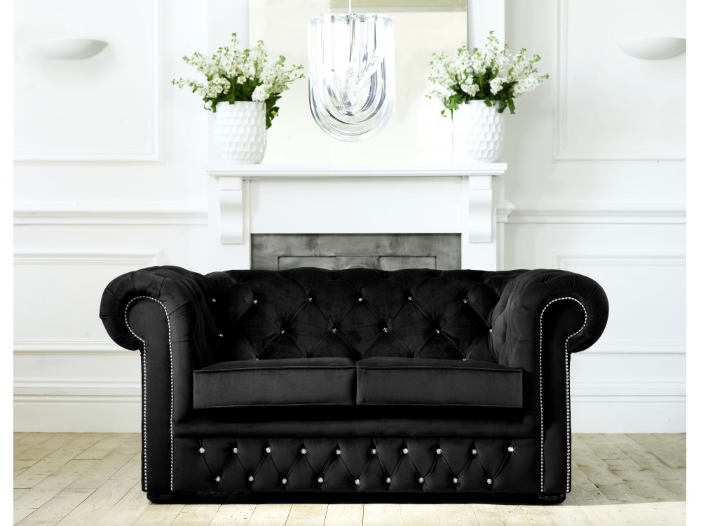 new fabric chesterfield sofa
