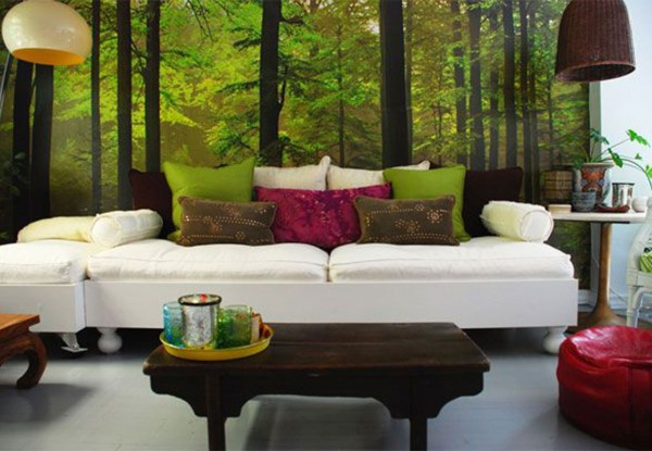 10 Ways To Bring The Outdoors Inside The English Sofa