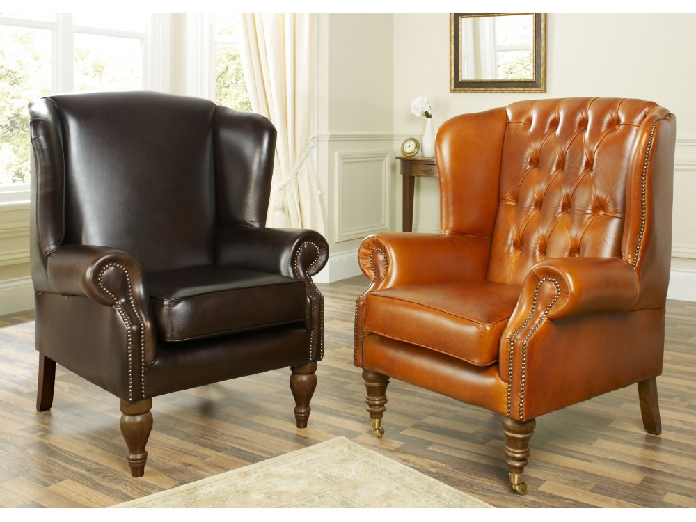 history-of-the-wing-back-chair