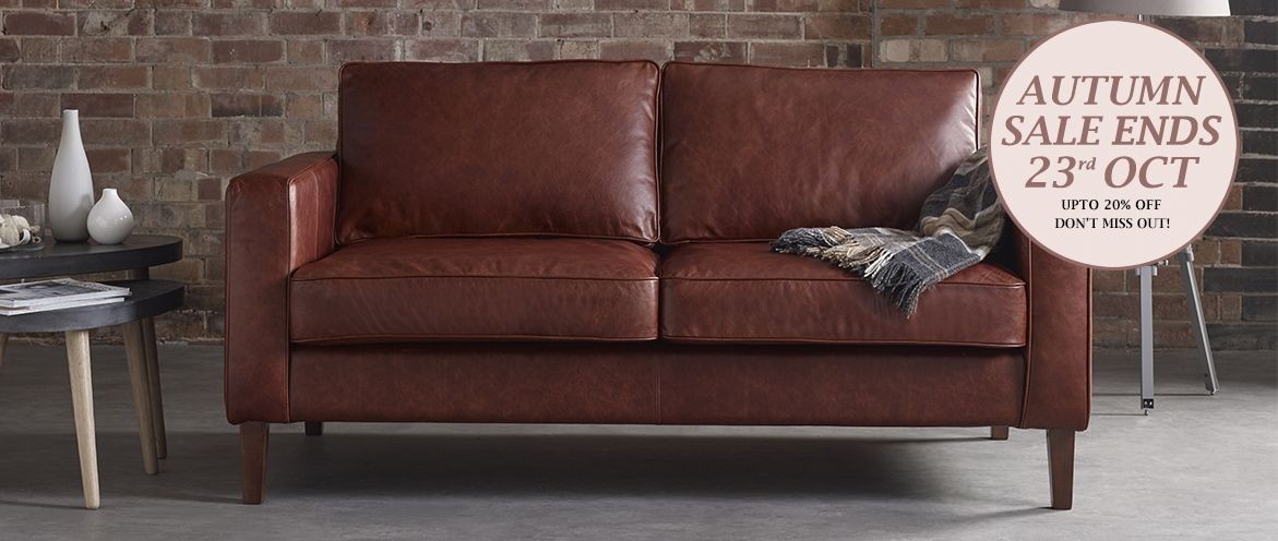 Drake Simple Sofa-Was £1,210  Now £980