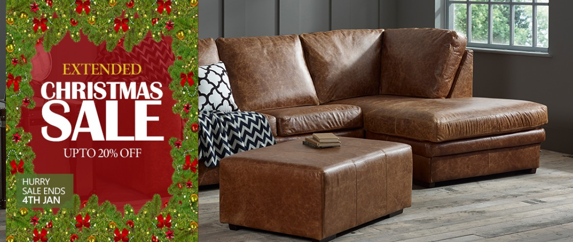 Grab up to 20% off Sofas, Chairs & Sofa Beds in our August Sale!
