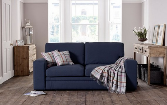 Abbey Fabric Settee Bed