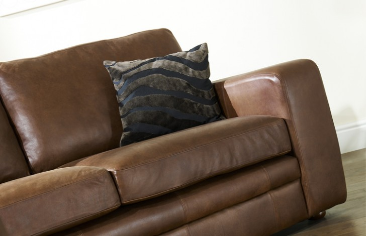 Abbey Leather Sofa