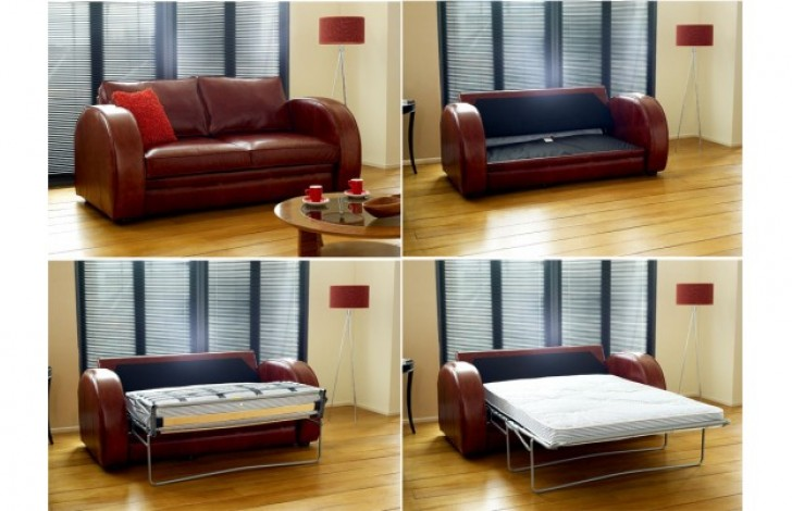 Chicago Deep Sofa Bed