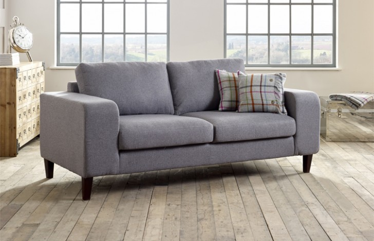 Wellington Contemporary Fabric Sofa | Fabric Sofas