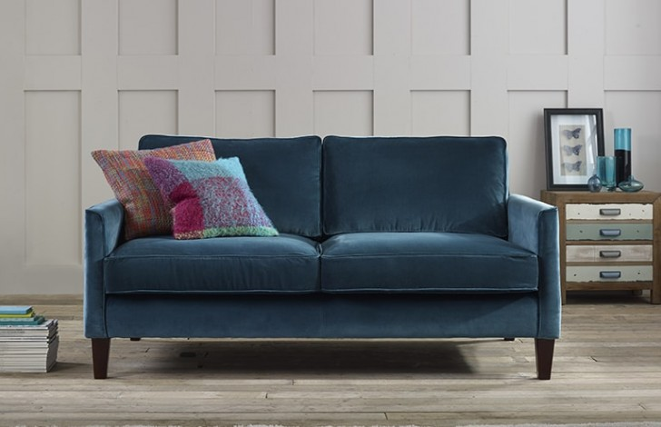 Columbus Fabric Sofa