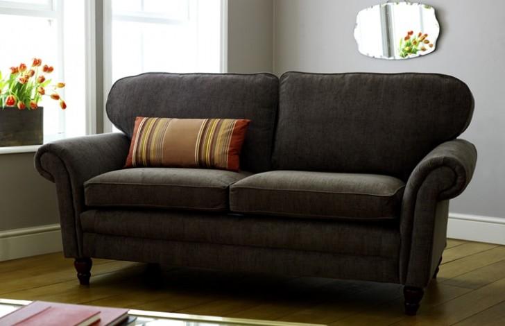 Cromwell Fabric Sofa On Legs