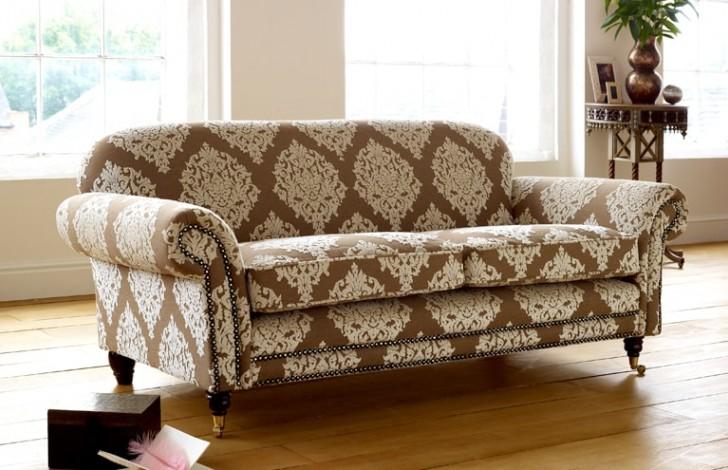 Rochester Designer Fabric Sofa