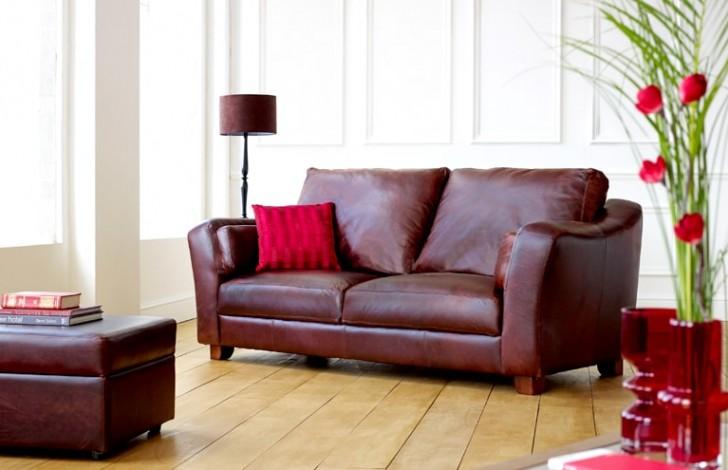 Piccadilly Premium Leather Sofa