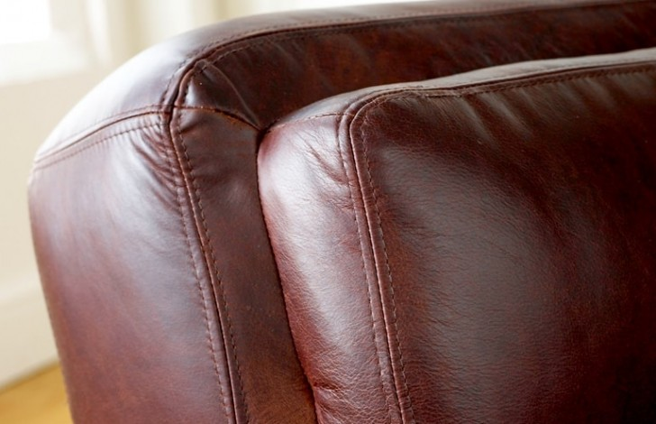 Piccadilly Premium Leather Sofa