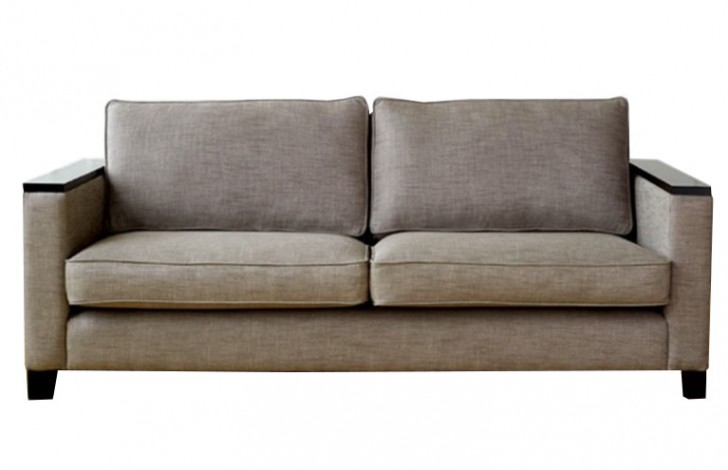Mayfair Wood Trim Sofa