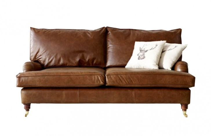 holbeck leather vintage couch leather sofas. Black Bedroom Furniture Sets. Home Design Ideas