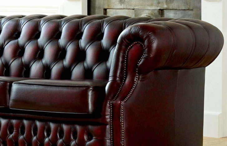 Kendal Classic Chesterfield Sofa | Leather Sofas