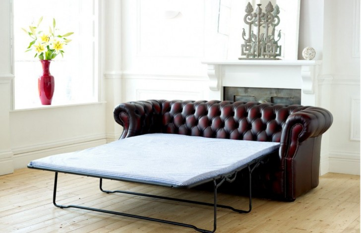 Sofa beds - For enjoying coffee during the day and as a bed at night ...