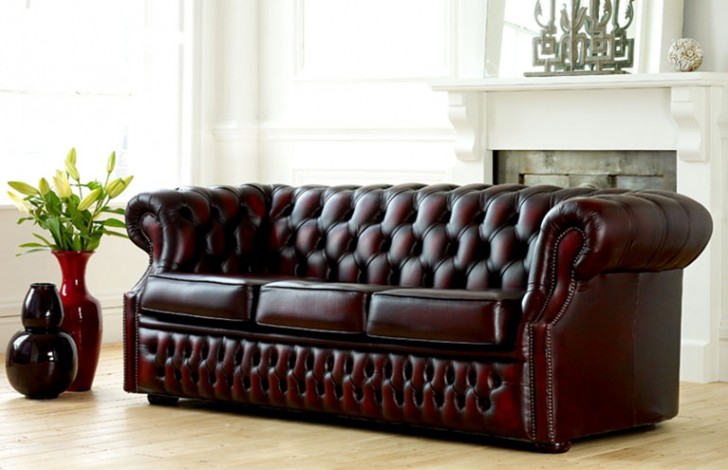 Vintage Leather Sofabed | Kendal | Sofa Beds