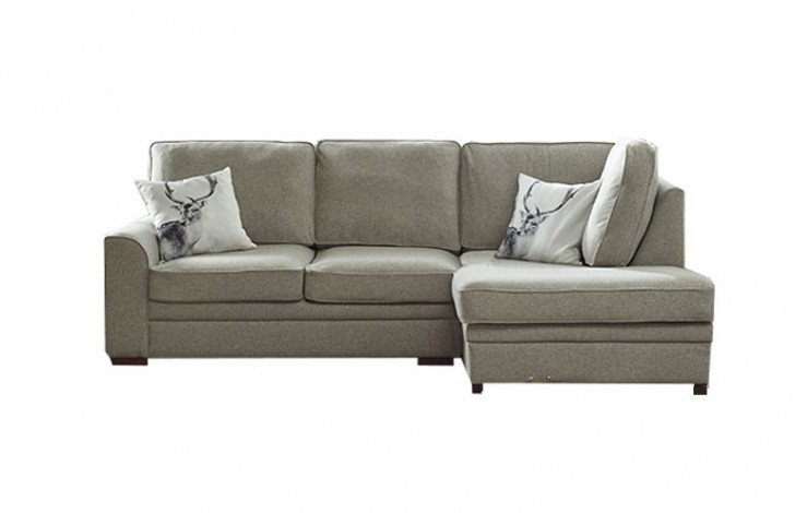 Liberty contemporary chaise sofabed right hand facing