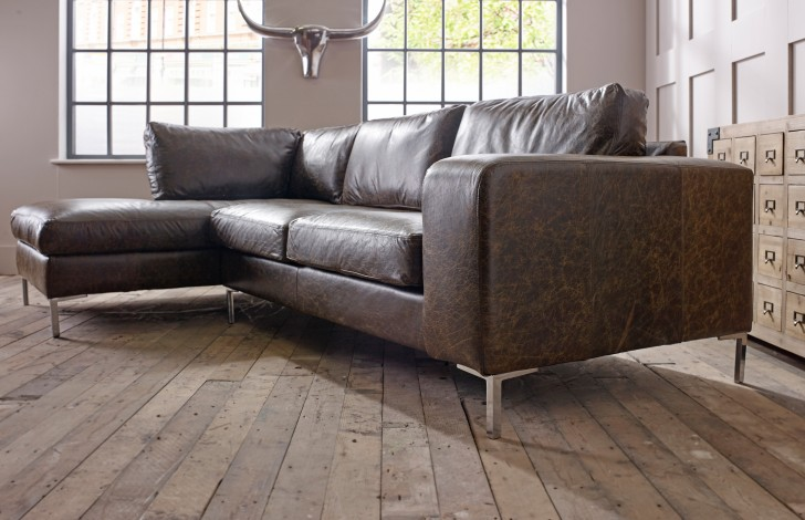 Wellington Chaise Corner Sofa Left Hand Facing