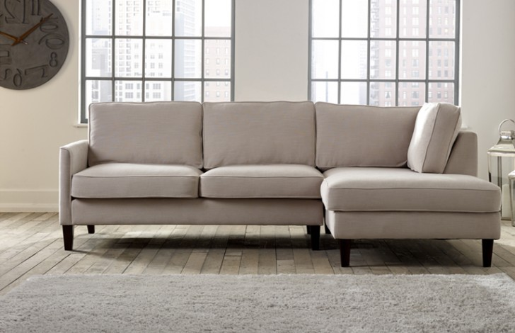 Columbus right hand facing fabric Sofa