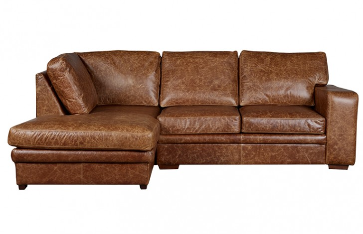 2 5 X Chaise Corner Sofabed Abbey Leather Chaise Sofa