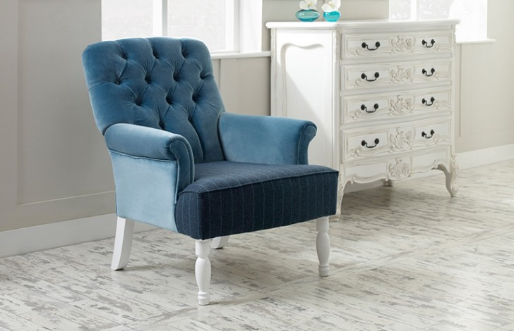 Tate Fabric Armchair