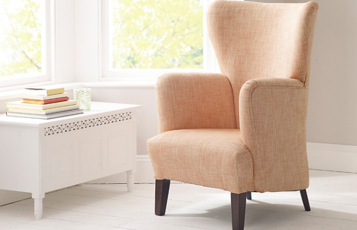 Beaumont Curved Back Chair