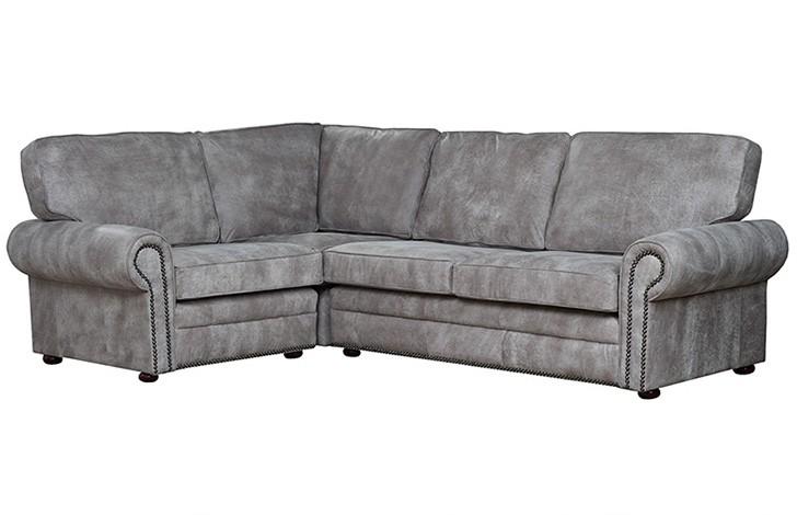 Portland Contemporary Corner Sofa Left Hand Facing