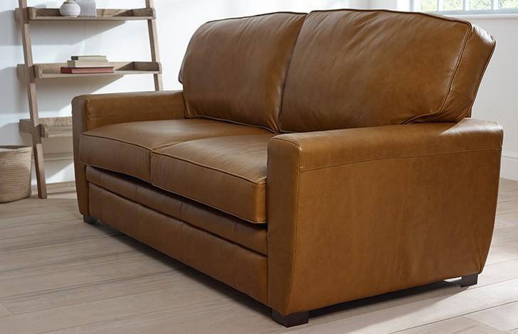 Stafford Leather Sofa
