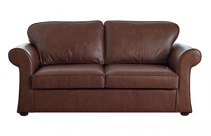 Chatsworth Leather Sofa Bed