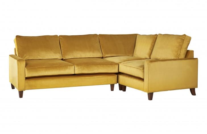 Drake Fabric Corner Sofa