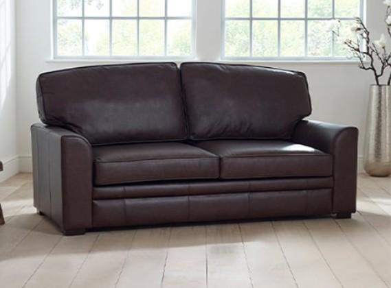 Liberty Leather Sofa