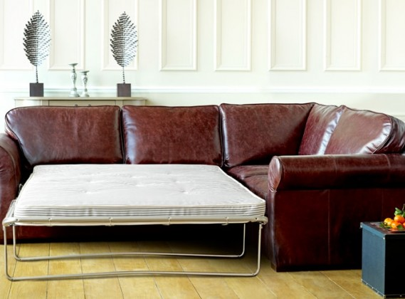 Chatsworth stylish corner sofa bed