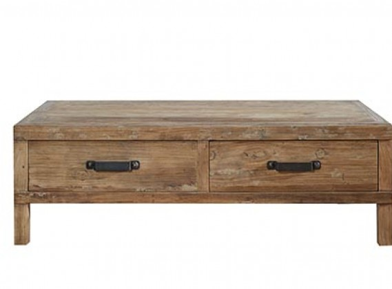 Dayton 2 Drawer Coffee Table