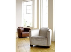 Fabric Hudson Tub Chair
