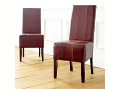 Nevada Leather Dining Chair