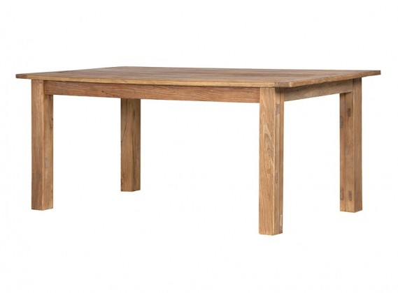 Small Dayton Elm Dining Table